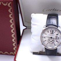 Cartier Calibre De Cartier 3389 Stainless Steel Complete Box...