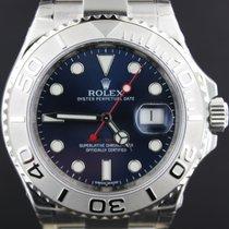 롤렉스 (Rolex) Yacht-Master Blue Dial 40MM Steel, Full Set 116622