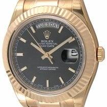 Rolex - Day-Date II President : 218235 bkip