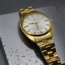 Omega 70's Vintage 18K 750 Gold Handaufzug Top Zustand