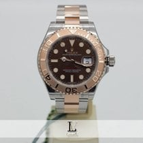 Rolex Yacht-Master Chiocolate Steel and Rose Gold 116621 New
