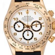 Rolex Daytona Zenith 18kt Gelbgold Automatik Chronograph...