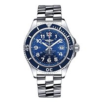 Breitling Men's A17365D1/C915/161A Superocean II Watch