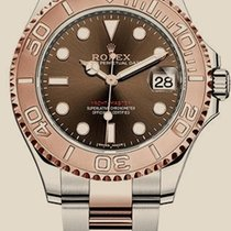 Rolex Yacht-Master 37 mm, steel and Everose gold