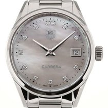 TAG Heuer Carrera Lady to Date 32 MoP Diamonds