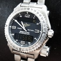 Breitling Emergency E56121.1 Titan Piloten Multifunctions...