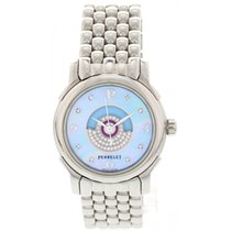 Perrelet Lady Temptest Stainless Steel Automatic With Diamonds