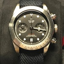 Tudor Heritage Black Bay Chrono