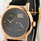 A. Lange & Söhne 101.031 Lange 1, Red Gold, Black Dial
