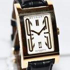 Bulgari Rettangelo Ref. RT45G 18kt Gold Uhr