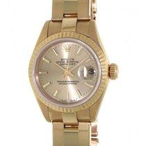 Rolex Datejust Lady 69178 In Oro Giallo, 26mm