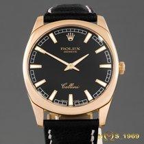 Rolex Cellini Danaos  XL 4243/8  18K Gold  38MM   BOX &...