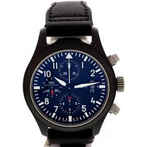 IWC Men's IWC Pilot's Watch Ceramic Watch W/ Service...