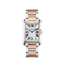 Cartier Tank Anglaise W5310043 Watch