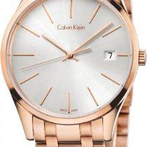 ck Calvin Klein time K4N23646 Damenarmbanduhr flach & leicht