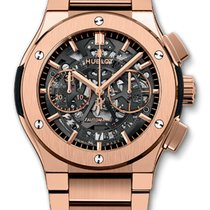 "Hublot Classic Fusion 45mm Automatic ""Aero"" Chronograph King..."