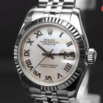 ロレックス (Rolex) デイトジャスト 179174NR DATEJUST WhiteMOP Roman