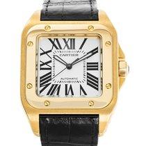 カルティエ (Cartier) Watch Santos 100 W20078Y1