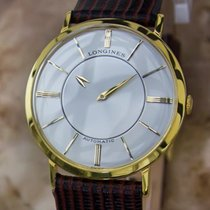 Longines Swiss Made Mystery Dial Men's 10k Gold Filled...