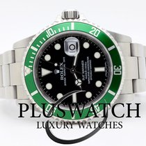 Rolex Submariner 16610LV Ser M  2008 3346 NEVER POLISHED