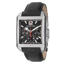 JeanRichard Men's Paramount Chronograph Watch