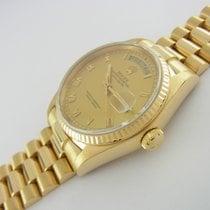 Rolex Day-date President Ref 18038 750er Gold Quickset Box...