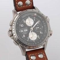 Hamilton Khaki X-Wind Automatic Chronograph Model H 776160 ETA...