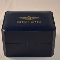 Breitling Uhren Box Watch Box Case Rar Kunstleder Vintage 90er...