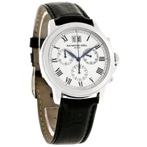 Raymond Weil Tradition Mens Chronograph Quartz Watch 4476-STC-...
