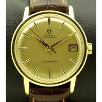 Omega | Seamaster Vintage 18 Kt Yellow Gold
