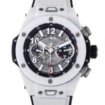 ウブロ (Hublot) Big Bang Unico White Ceramic Watch 411.HX.1170.RX...