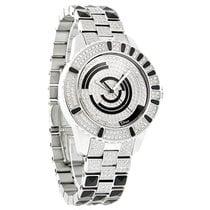 Dior Christal Ladies Diamond Swiss Watch CD11311BM001