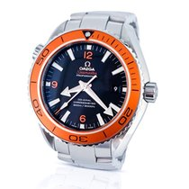 歐米茄 (Omega) Seamaster Planet Ocean 600M - Box & Papers -...