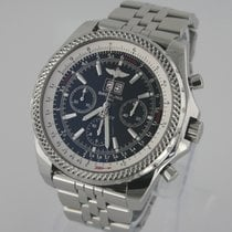 Breitling for BENTLEY Motors 6.75 BIG DATE Speedband 48,7mm...