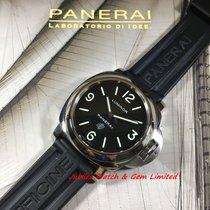 Panerai PAM000 Luminor Base Logo 44mm Steel  Full set
