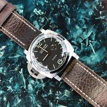 Panerai Luminor 1950 Left-handed 8 Days Titanium