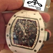 Richard Mille RM 011 WHITE CERAMIC   LIMITED EDITION