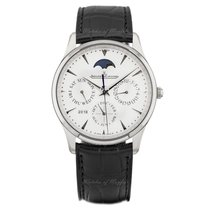 Jaeger-LeCoultre Master Ultra Thin Perpetual - White Gold