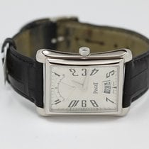 Piaget Emperador Retrograde 18k White Gold P10108