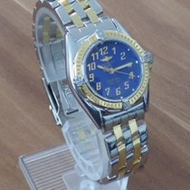 Breitling Callistino Stahl / 18k Gold revisioniert