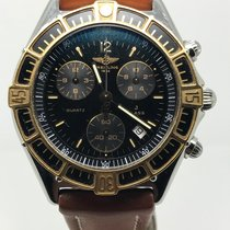 Breitling J CLASS CHRONOGRAPH STEEL GOLD 41MM VERY RARE