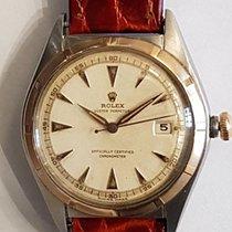 勞力士 (Rolex) Datejust Big Bubble, vintage, 1960s.
