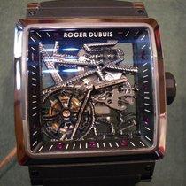 Roger Dubuis King Square Tourbillon Volant Squelette