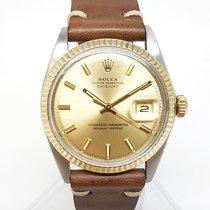 Rolex Vintage Oyster Perpetual Datejust Ref 1601 (Year 1970)