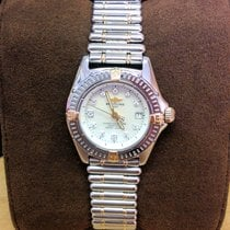 Breitling Callistino B72345 - Diamond Set - Serviced By Breitling