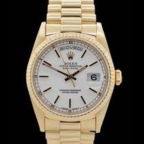 Rolex Day-Date Ref.: 18238 - 18 Karat Gelbgold - Vollrevision...