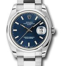 Rolex Unworn 115200-BLSO Mens DATEJUST with Oyster Bracelet -...