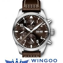 "IWC PILOT'S WATCH CHRONOGRAPH EDITION ""ANTOINE DE SAINT..."