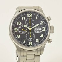 Ernst Benz Chronoscope GC10111 with Two Extra Straps