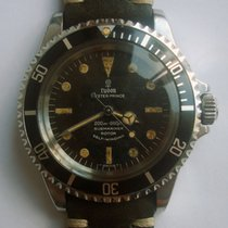 Tudor Submariner Small Rose Dial